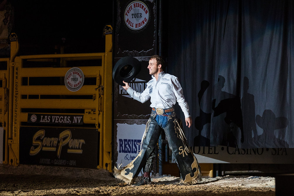 4-time PRCA World Champion and Bossier THBRT Champion, Sage Steele Kimzey