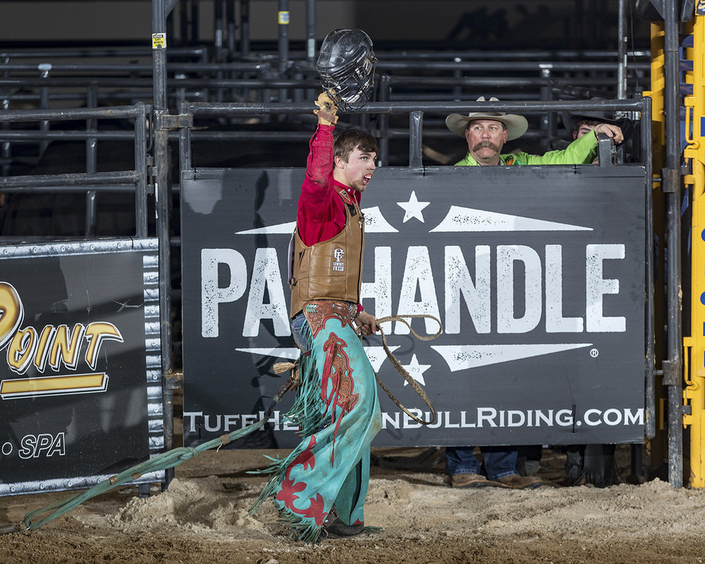 Matt Palmer, Chelsea, Oklahoma, holds on to win Wicked Rank Midwest Swing Title