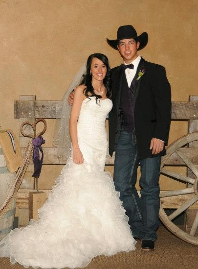 Tyler and Jerica Bingham recently celebrated their fourth wedding anniversary.