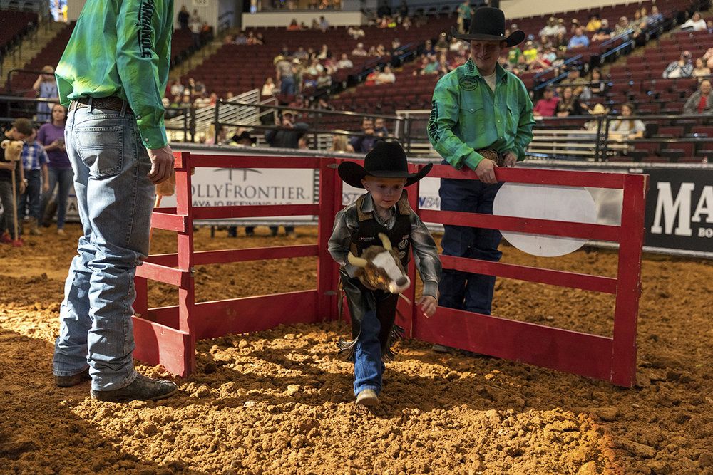 Boys and girls age 6 or under are invited to compete in the Tuff Hedeman Stick Bull Riding with a chance to win a trophy buckle. Email stickbullriding@aol.com to enter.
