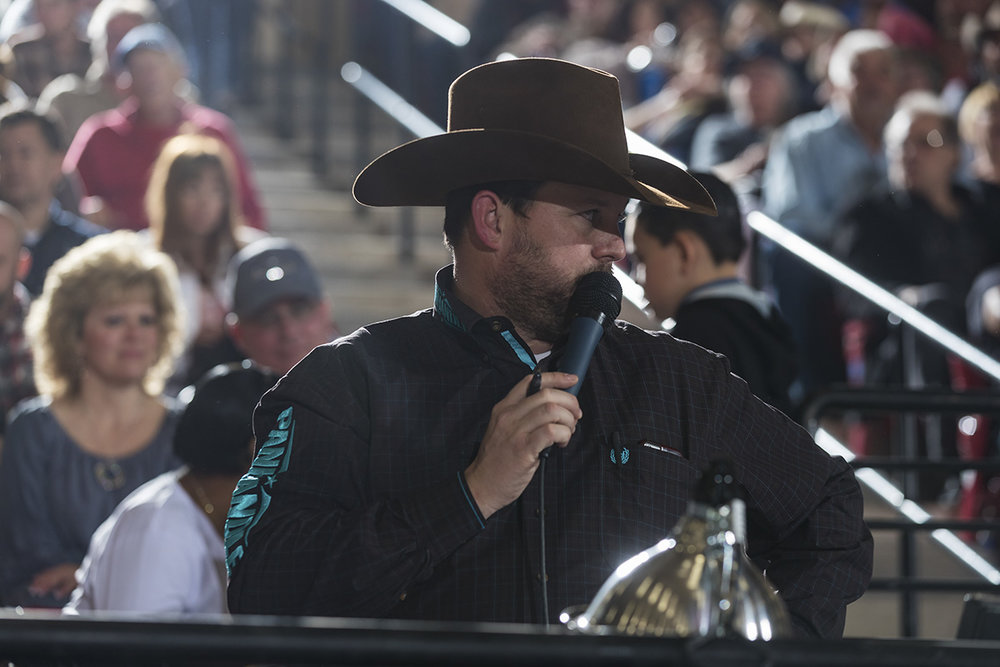 Baytown Fair and Rodeo alumni Chris Rankin returns each year with his family and friends to produce the Baytown Tuff Hedeman Breakout Bull Riding.