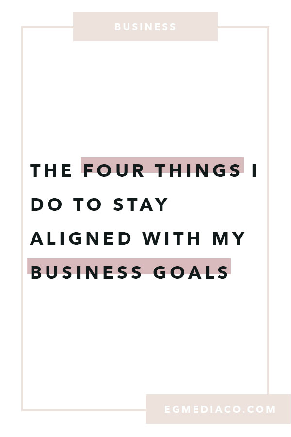 The four things I do to stay aligned with my business goals by EG Media Co. | meditation, manifestation babe, affirmations, goal setting, small business owner, digital nomad, reading is knowledge, reading is power, small business san diego, latinas in business, latinas doing things, bucketlist bombshells, creativity found