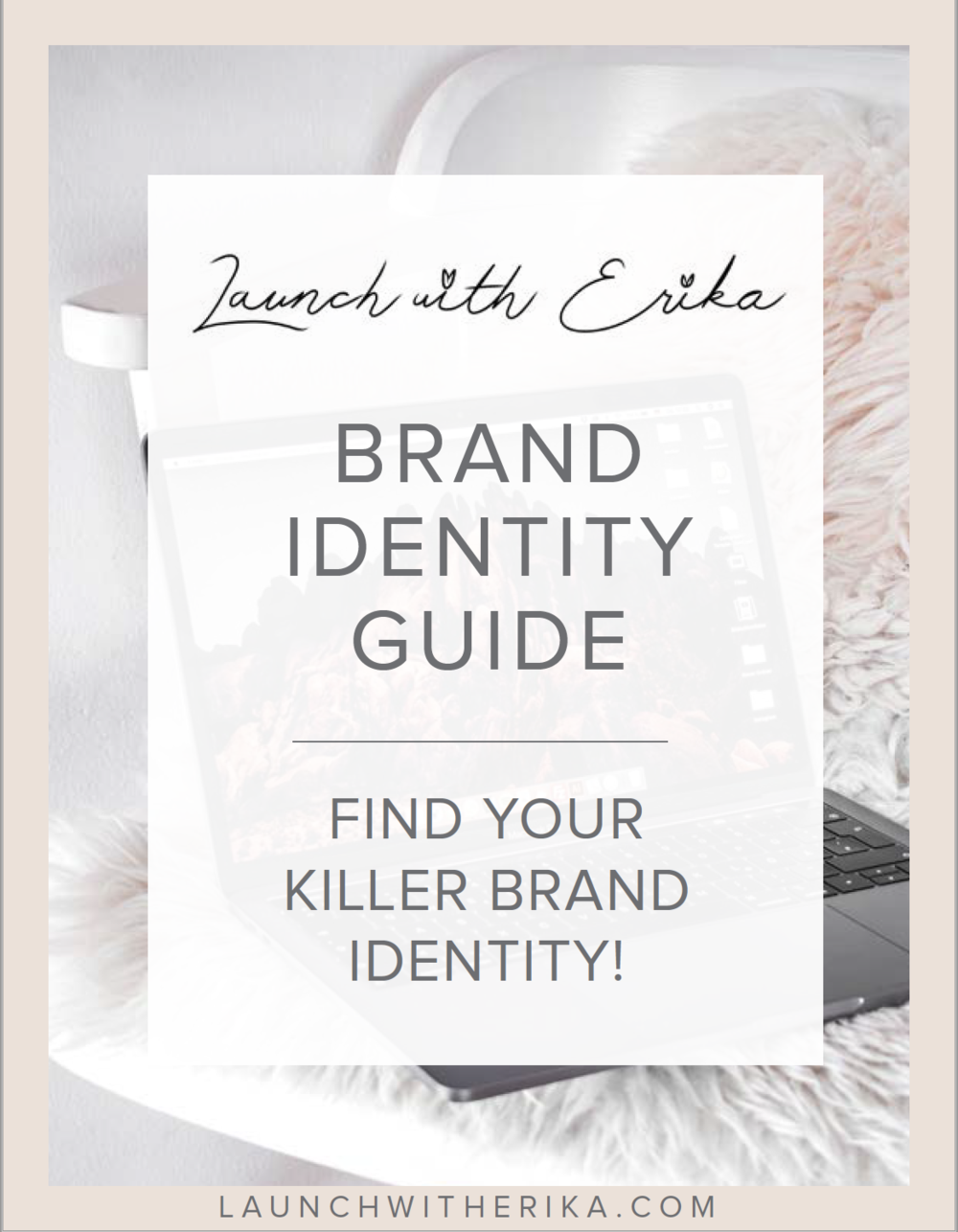 Brand Idenity Guide by Launch with Erika