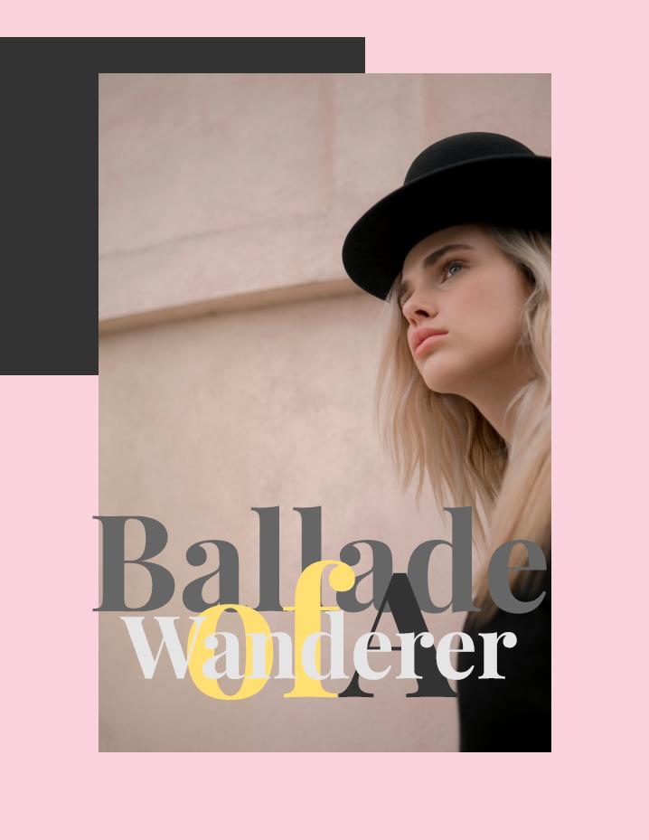 Ballade of a Wanderer