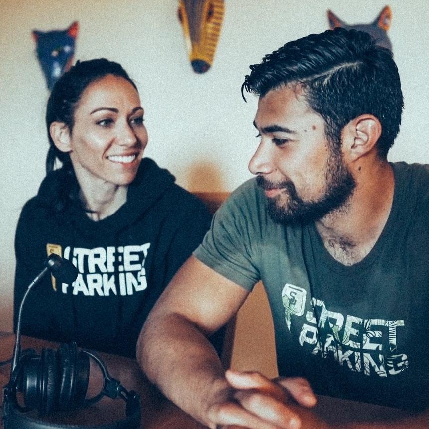 MIRANDA + JULIAN ALCARAZ | STREET PARKING