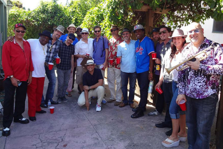 Bay Area Timba All Stars  - Cuban Salsa , Rumba, y SonOutside of Tap Haus: Sunday,  3:00-6:00 pm2516 Durant AveThe Bay Area Salsa Timba All-Stars is the only San Francisco Bay Area based All-Star band whose sole focus is to perform high-energy contemporary Cuban Dance Music.