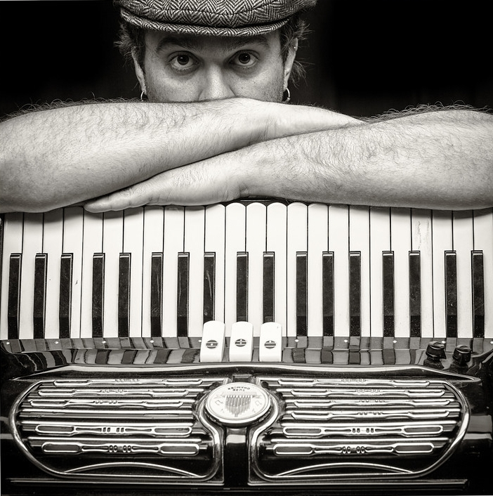Dan Cantrell & Friends - Balkan Soul MusicSliver Pizzeria, 2468 Telegraph Ave. Saturday, Noon - 1:30 pm Dan Cantrell is an Emmy award winning composer and multi-instrumentalist known for his innovative film scoring approach, and his virtuosic abilities on the accordion, piano and musical saw.