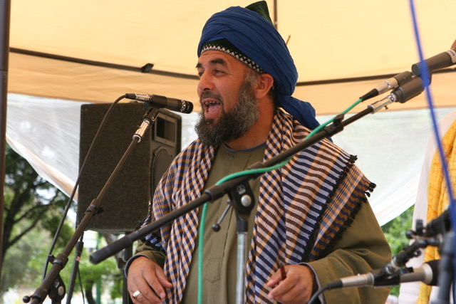 Yassir Chadly & the Moroccans  - Moroccan Trance & RollPeople's Park Stage:  Saturday, 1:00 -2 pm