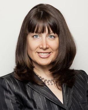 Portrait of Suzanne Garber