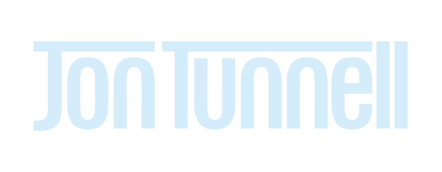 Jon Tunnell Branding and Creative