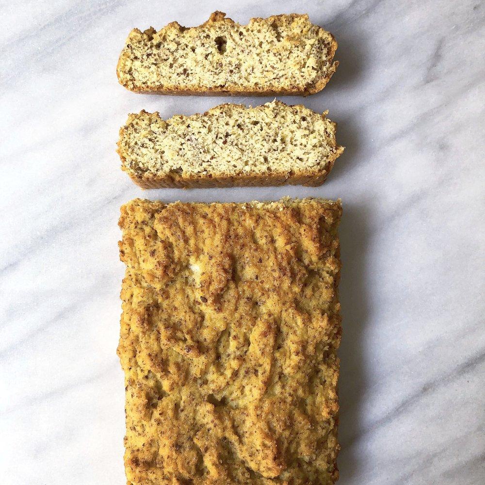 Paleo Collagen Bread