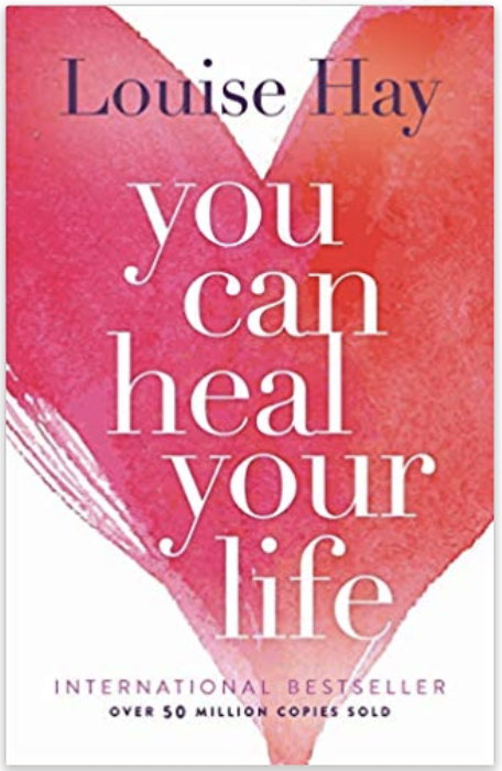 """You Can Heal Your Life   This was the first """"self help"""" book I read, and also my introduction to affirmations. This book is extremely powerful if you are in a mental place where you're open to it's message. Louise Hay is so inspiring and it's one I still revisit today (I also love this in audio-book form)."""