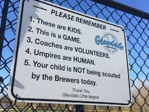 How impactful are signs like these? - They seem to be cropping up everywhere.