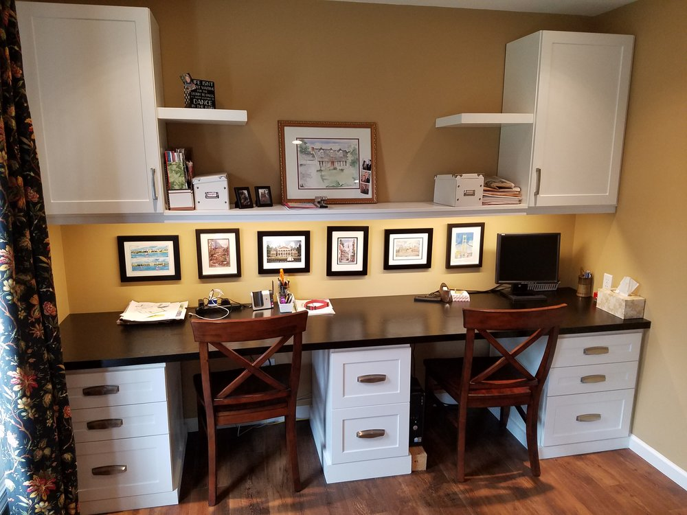 Home Office Or Study Desks In Your Choice Of Material