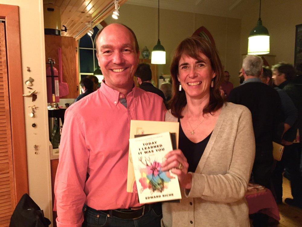 Keith Morgan & Maggie Heenahan
