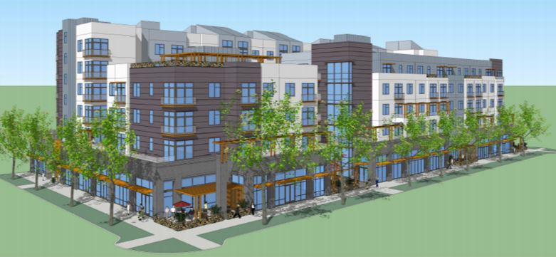Housing planned by CADA for 1717 S St.