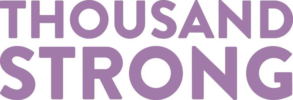 Thousand Strong Logo