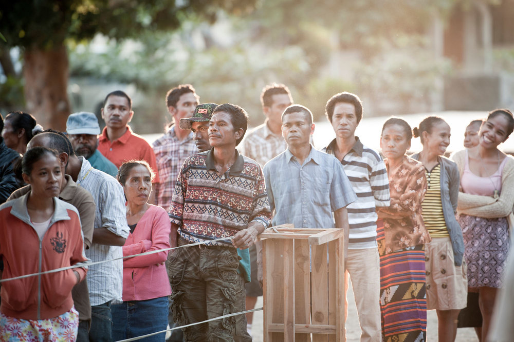 East Timor - Parliamentary elections 2012