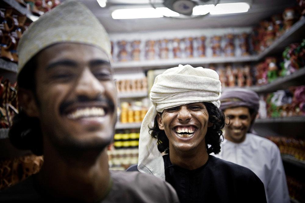 Muttrah souk - Oman