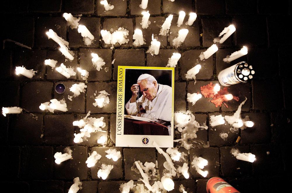 Pope John Paul II funerals