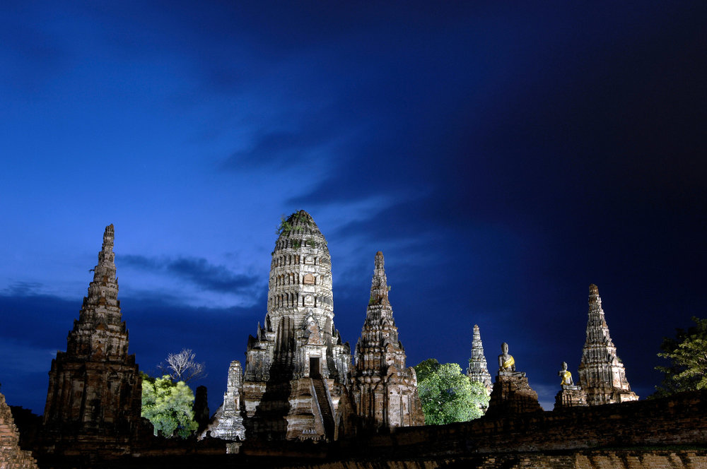 Ayutthaya historical park - Thailand