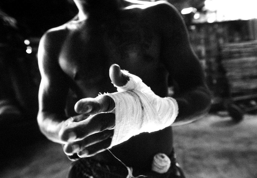 Myanmar (Burmese) Traditional Boxing