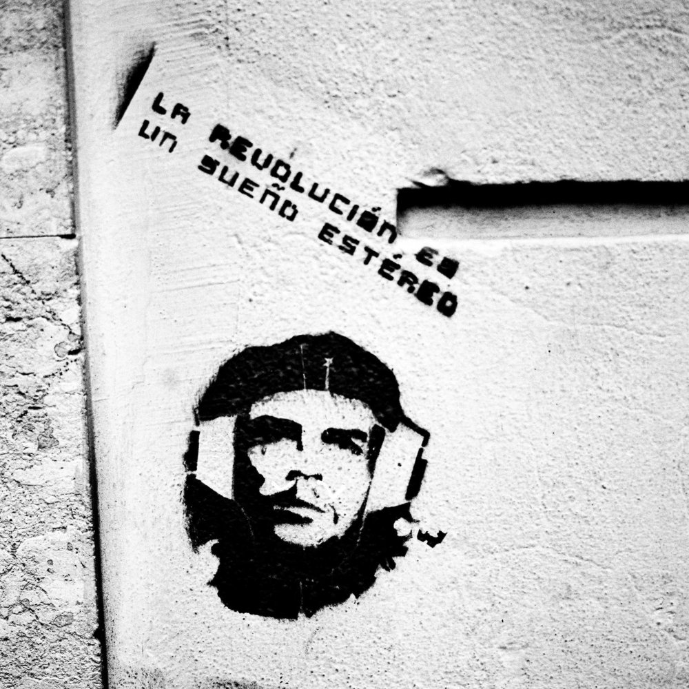 The Stencil invades the streets of Buenos Aires