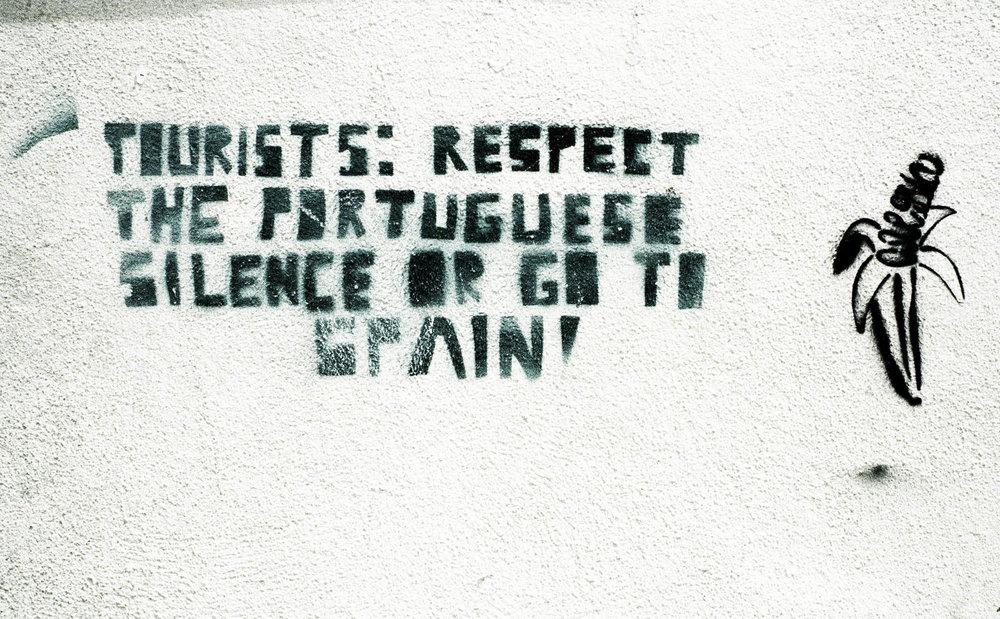 Stencil - Lisbon
