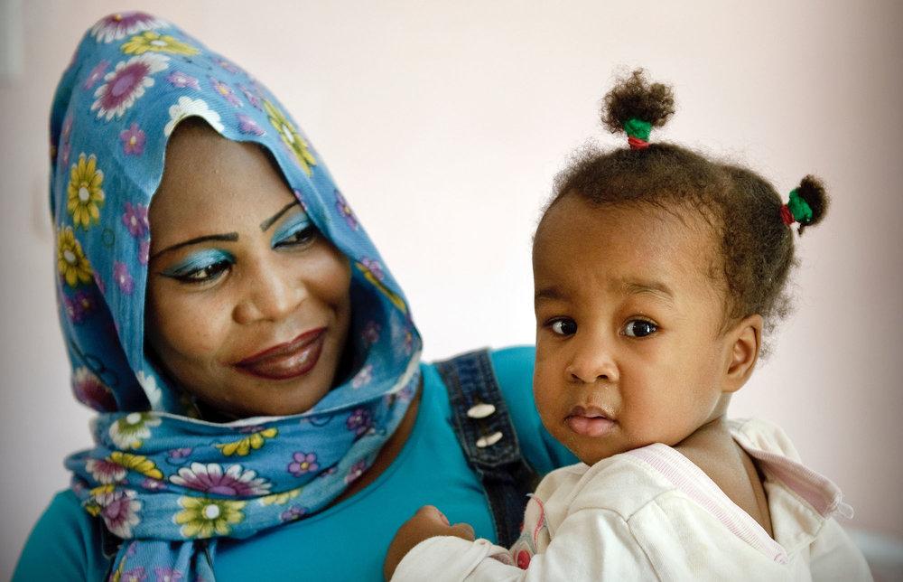 Sudan's Abandoned Children
