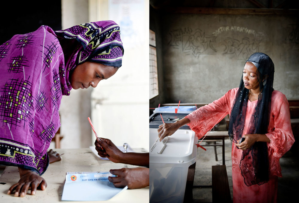 Presidential Elections in Tanzania - 2010