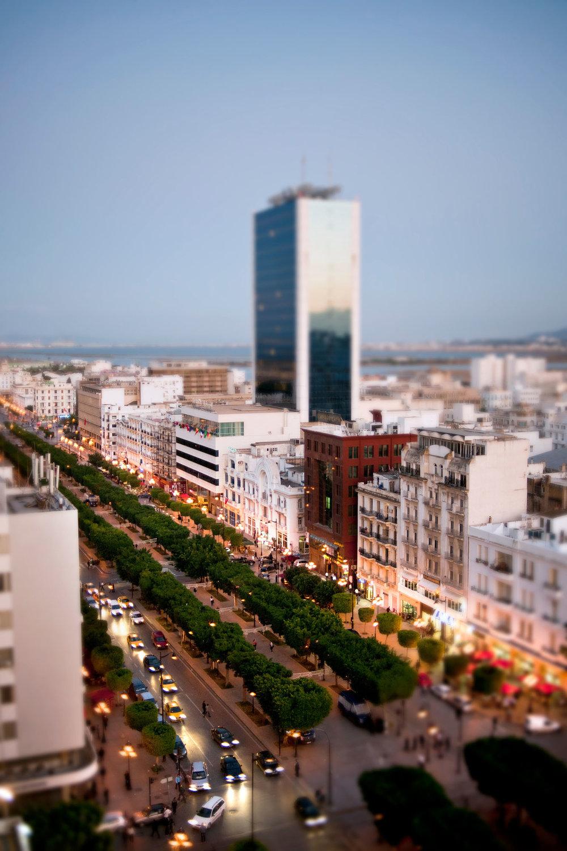 Tunisia - Street view