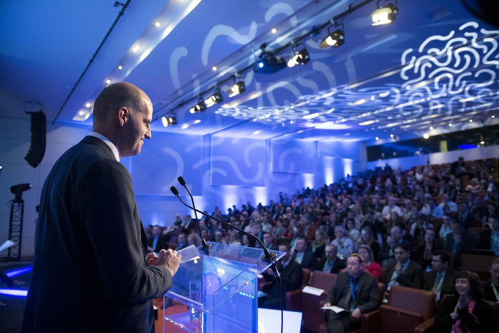 Cobertura de eventos y conferencias