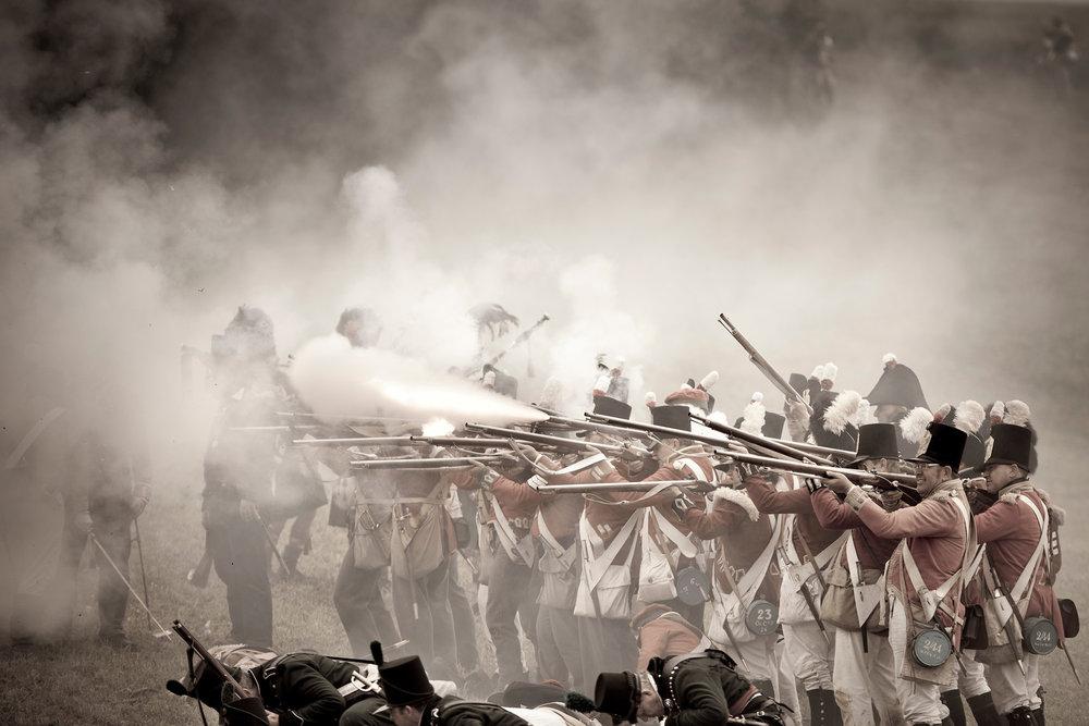 Batalla de Waterloo -