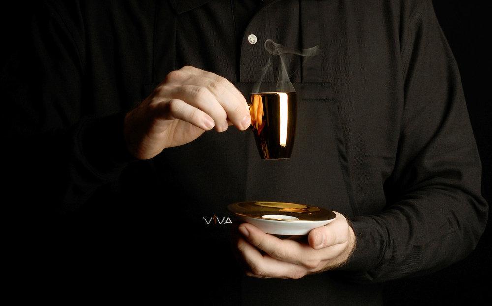 Productor de café Peter Deprez -