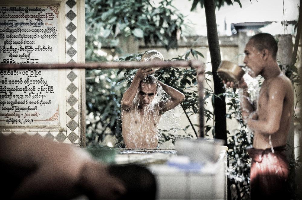 Foto reportaje:Viaje por Birmania -