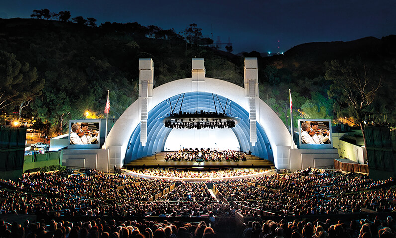 The Hollywood Bowl >> Westchester Lutheran Goes To The Hollywood Bowl Westchester