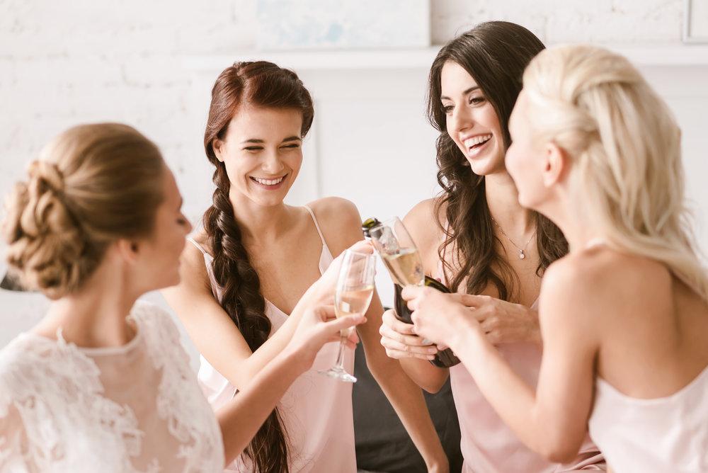 Bridal Services -