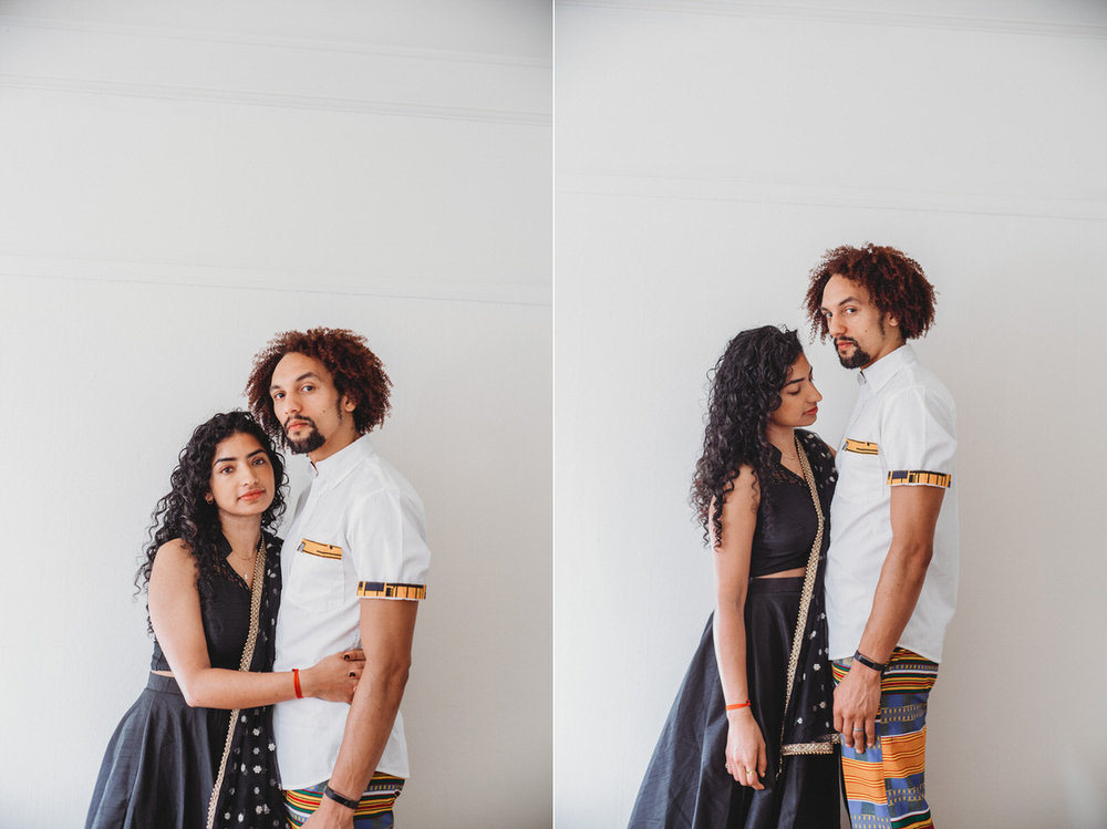 Anniversary photo shoot in San Francisco - Anarghya + JJ