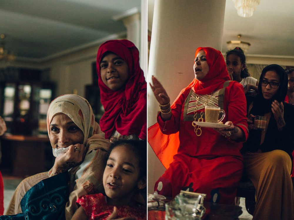 Cairo Nubian Muslim Wedding