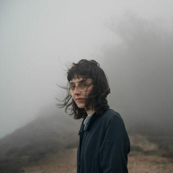 Mount Davidson Fog portrait of Hedda Selder by San Francisco portrait photographer Jaclyn Le