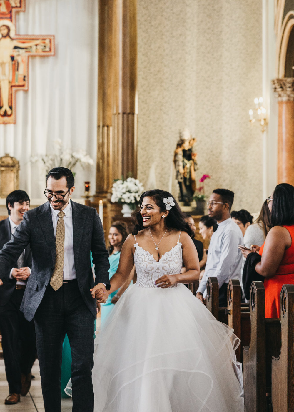 Oakland Wedding of Bets + Adam by Bay Area photographer Jaclyn L