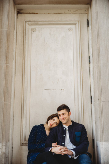 Legion of Honor SF Couples Photo Shoot