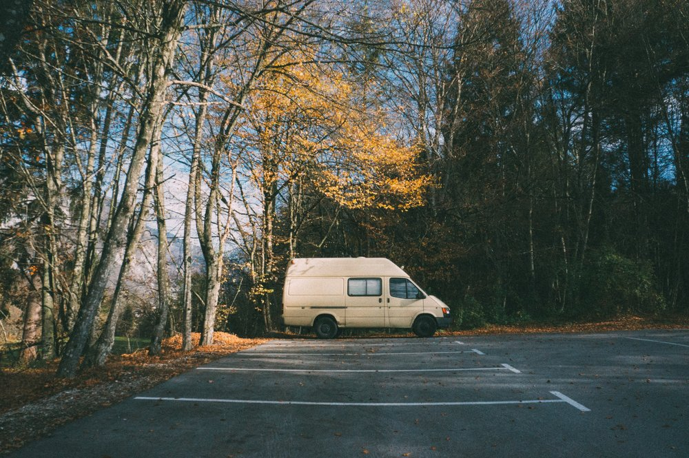 Sprinters are some of the most common vehicles for camper van builds. They are large enough to live in, but still easy enough to drive. Photo by  Tobias Tullius  on  Unsplash