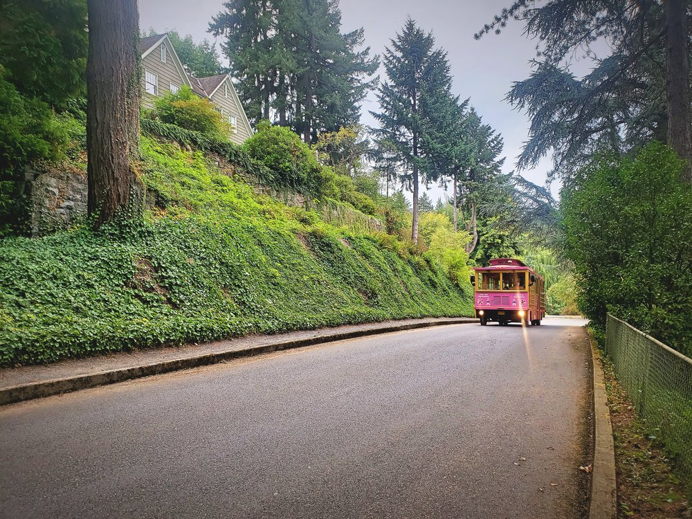 There is more to explore in Washington Park than just the International Rose Test Garden.
