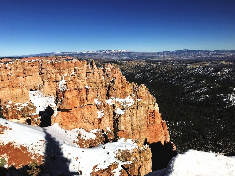 Black Birch Canyon is probably a view you can skip, if you don't have much time in Bryce Canyon.
