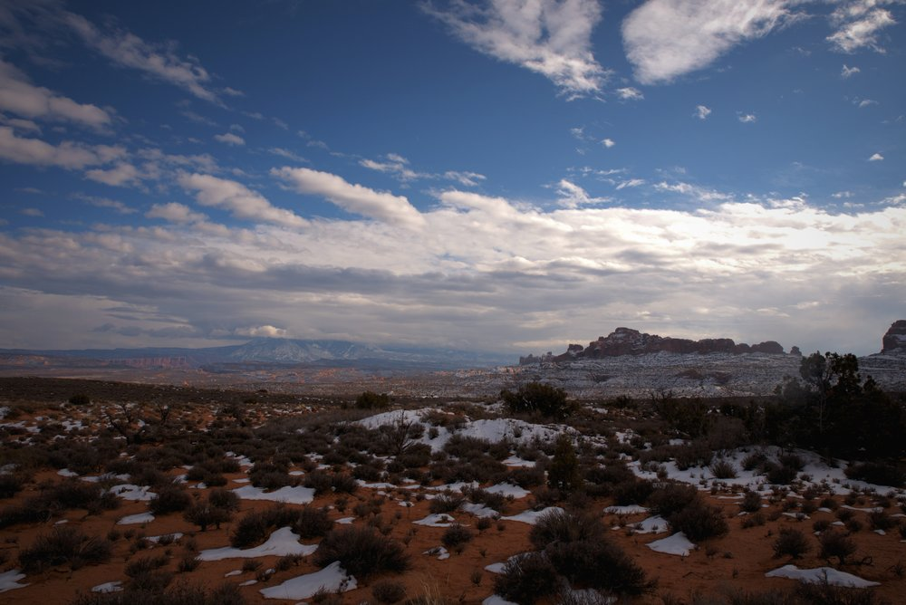 Panorama Point is a good place to take in the full scope of the Utah landscape.