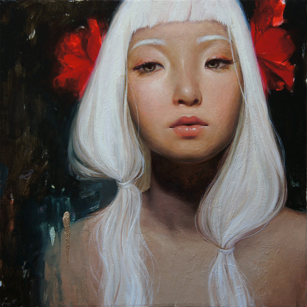 "'Goyo'   12""x12"" 