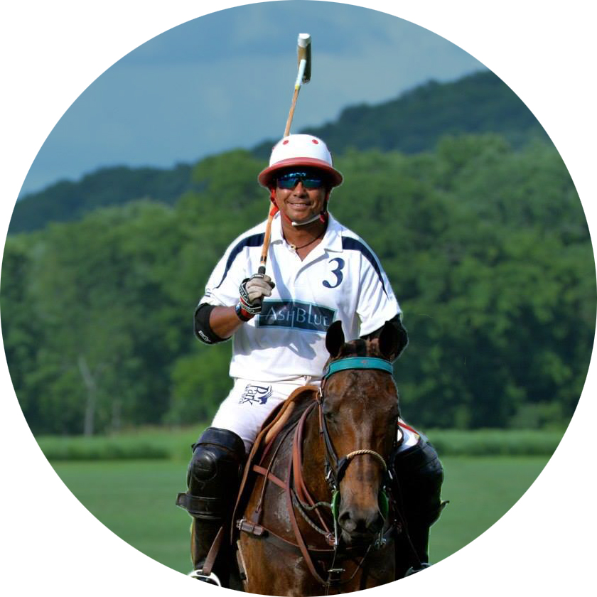 JORGE VASQUez co-Founder - CERTIFIED POLO INSTRUCTORU.S. Polo AssociationA native of Santiago, Chile, Jorge has spent more than a decade in Lexington, KY. On top of several years of playing polo, Jorge has managed polo clubs for several years. He has played polo all over the world including China, Egypt, England, Argentina, Dominican Republic, and India. Most recently, he captained the USA team in Manipur, re-started the UK polo team, and even coached the women's team to a National title in 2010. He's worked with everyone from the best American players to first-time novices. His passion for the sport is contagious and he strives to make new fans every day.Contact Jorgeinfo@commonwealthpoloclub.com859.293.6751