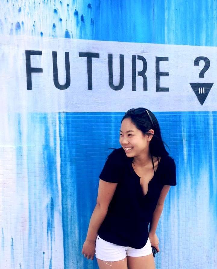Nicki Liang  Co-President '18