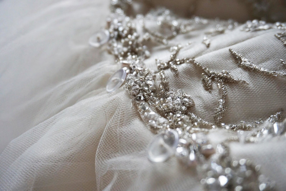 3 Quick Tips On Bustles The Charming Details